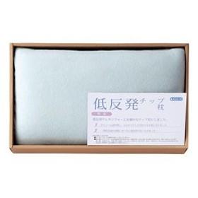 東洋紡  低反発チップ枕/3610/ブルー