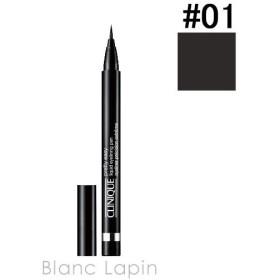 クリニーク CLINIQUE プリティイージーリキッドアイライニングペン #01 ブラック 0.67g [754082]【メール便可】