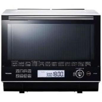 TOSHIBA(東芝) ER-RD3000-W 過熱水蒸気オーブンレンジ 「石窯ドーム」(30L) グランホワイト
