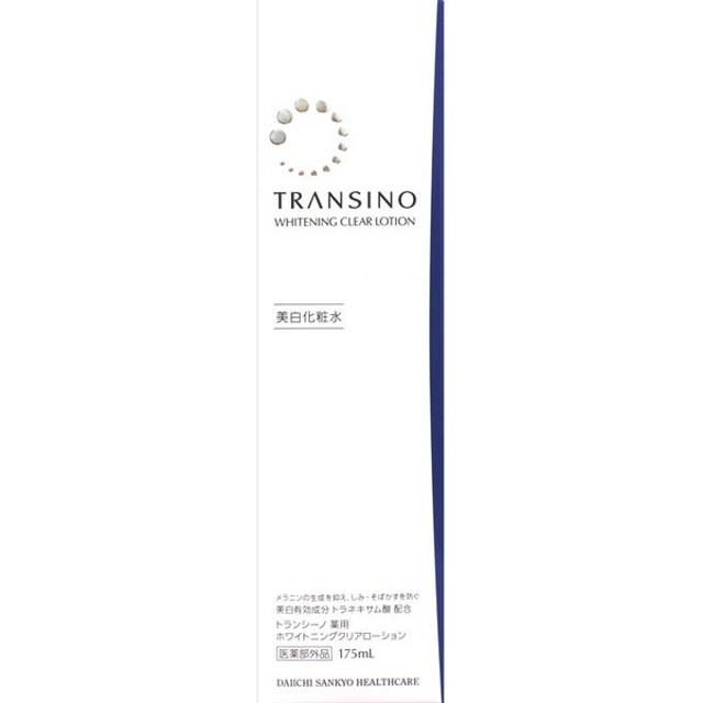 [第一三共ヘルスケア]トランシーノ 薬用ホワイトニングクリアローション 175mL