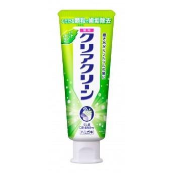【医薬部外品】クリアクリーン ナチュラルミント 80g
