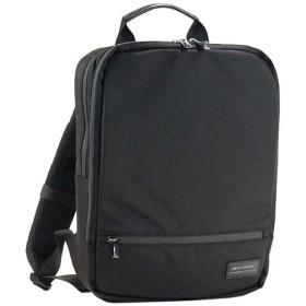 エルゴデザイン(ERGO DESIGN) バックパック ビジネスバッグ ブラック 1003 通勤通学 リュック ブリーフケース バック かばん
