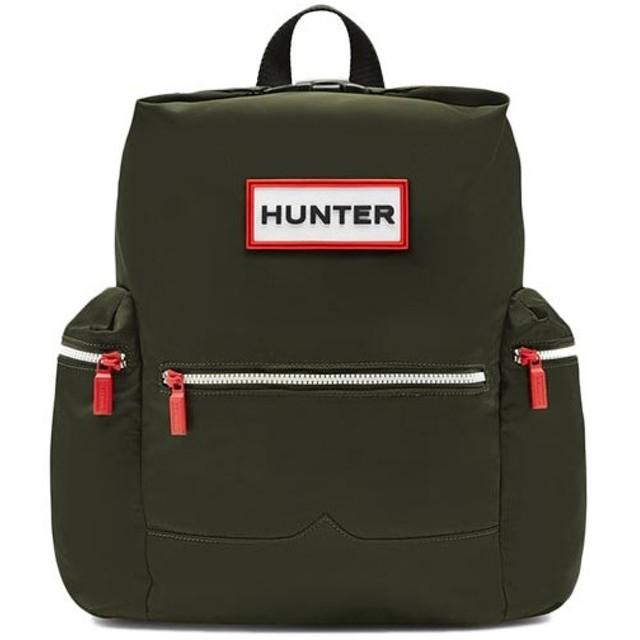ハンター(HUNTER) オリジナル トップクリップ バックパック - ナイロン ダークオリーブ UBB6017ACD 鞄 リュック デイパック バッグ