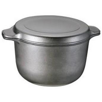 味わい鍋 味わい鍋 特深鍋(22cm) ブラック AZT−22