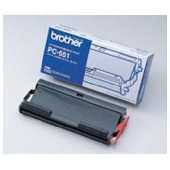 ブラザー リボンカートリッジ PC551