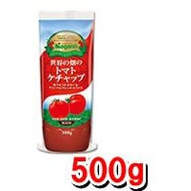 世界の畑のトマトケチャップ 500gナガノトマト / ケチャップ /