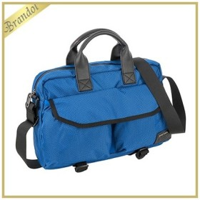 ディーゼル DIESEL メンズ ショルダーバッグ CLOSE RANKS F-CLOSE ブリーフケース ブルー X04012 PR027 T6084 [在庫品]