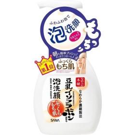 SANA サナ なめらか本舗 豆乳イソフラボン 泡洗顔 200ml
