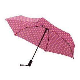 SCS エスシーエス 折りたたみ傘 自動開閉 ジオメトリック