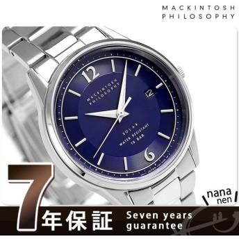 マッキントッシュ フィロソフィー ソーラー メンズ 腕時計 FBZD993