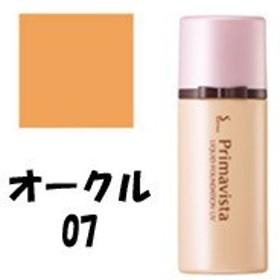化粧のり実感 リキッドファンデーションUV OC07 SPF25・PA++30g 花王ソフィーナ プリマヴィスタ - 定形外送料無料 -wp