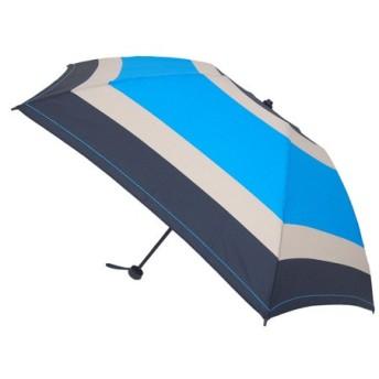 東急ハンズ hands+ 1502 新簡単開閉折りたたみ傘 50cm マルチブルー