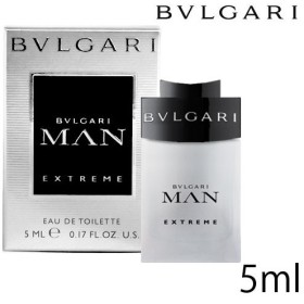 [ミニチュア]ブルガリ ブルガリマンエクストレームEDT 5ml (オードトワレ)[香水]
