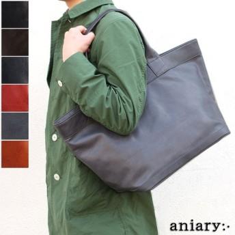 アニアリ aniary エディターズトートバッグ エディターズ/ アニアリー アンティークレザー/ 01-02014 A4対応 横型 レディース メンズ バッグ
