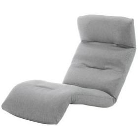 セルタン 10163-008 和楽の雲 日本製座椅子・2タイプ・リクライニング付きチェアー (上 タスク グレー) (沖縄・離島配送不可) (10163008)