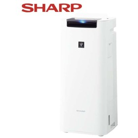 空気清浄機 花粉 タバコ 加湿 加湿空気清浄機  ホワイト シャープ 加湿器 空清 乾燥対策 オフィス 加湿器 KI-HS40-W(D) 空気清浄器