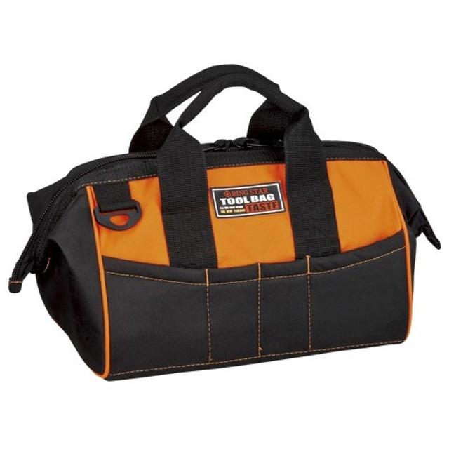リングスタ- ツールバッグ テイスト オレンジ 1 枚 TBT-3300 文房具 オフィス 用品