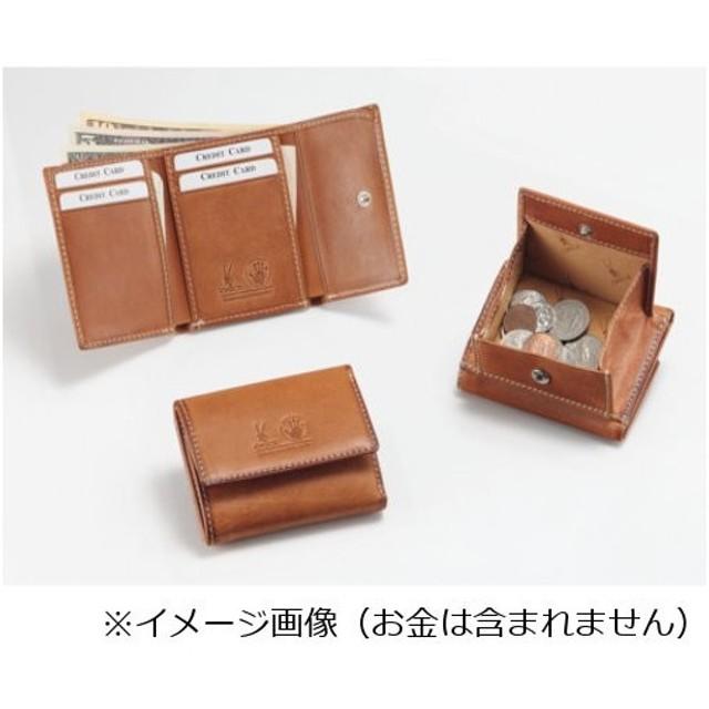 508b7f93e057 東急ハンズ 送料無料 グレンフィールド(GLENFIELD) ORICE オリーチェバケッタレザー 三つ折り財布
