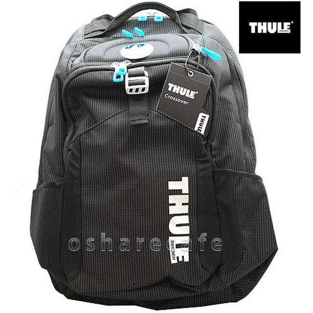 a3521e7ba90a THULE スーリー CROSSOVER 32L TCBP-417 3201991 BK[Thule Crossover Backpack/ ノートパソコン