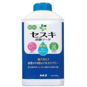 カネヨ石鹸 マルチクリーナー セスキ炭酸ソーダ 粉末 500g