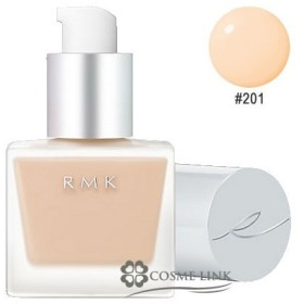 RMK(アールエムケー) RMK リクイドファンデーション #201 訳あり・外箱不良 (233252)