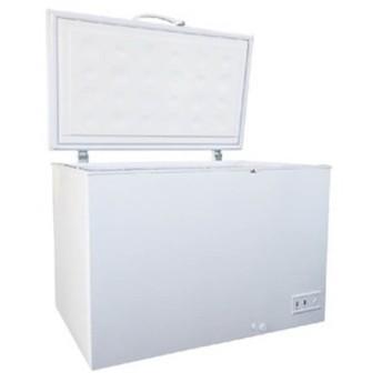 【無料長期保証】三ツ星貿易 SKM459 チェスト式冷凍庫 (459L)