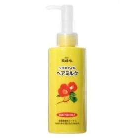 黒ばら 純椿油 ツバキオイル ヘアミルク 150ml