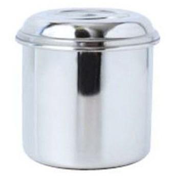 クローバー  モリブデン鋼 深型キッチンポット 8cm