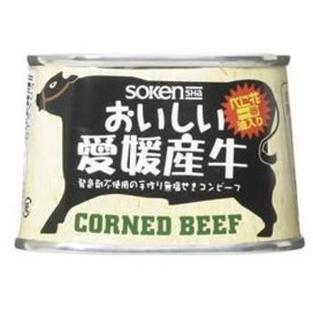 創健社 愛媛産牛 無塩せきコンビーフ 80g
