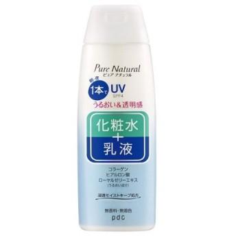 [pdc]ピュアナチュラル エッセンスローション UV 210mL