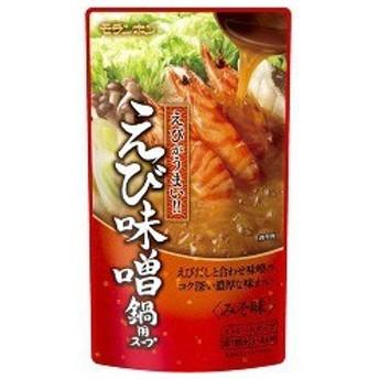 えび味噌鍋用スープ ( 750g )