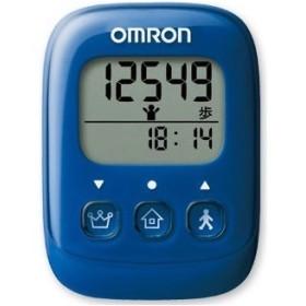 【在庫目安:お取り寄せ】オムロン  HJ-325-B 歩数計 (ブルー)