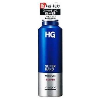 HGスーパーハードムース柔らかい髪用【J】