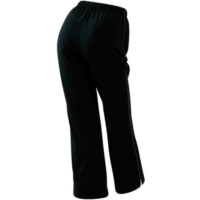 スピードウィン(SPEEDWIN) レディースパンツ SW-2757 90/ブラック 女性用 婦人用 ジャージパンツ トレパンツ 無地