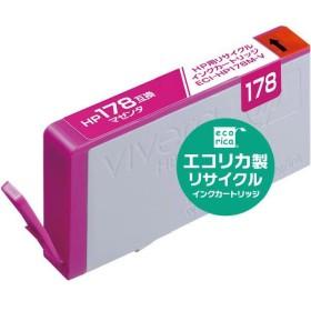 エコリカ リサイクルインクカートリッジ ECI-HP178M-V [ECIHP178MV]
