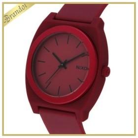 ニクソン NIXON メンズ・レディース腕時計 THE TIME TELLER P タイムテラーP A119-1298 38mm ボルドー A1191298