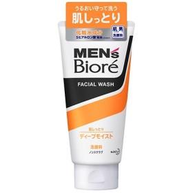 [花王]メンズビオレ ディープモイスト洗顔 130g