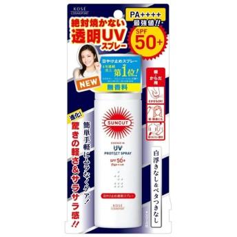 サンカット 日やけ止め透明スプレー 無香料 SPF50+ PA++++ 50g