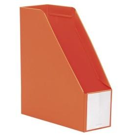 セキセイ アドワン ボックスファイル オレンジ AD-2650-51