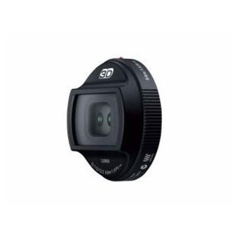 パナソニック 単焦点 3Dレンズ マイクロフォーサーズ用 ルミックス G 12.5mm/F12 H-FT012
