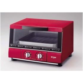 タイガー オーブントースター レッド KAE-A130