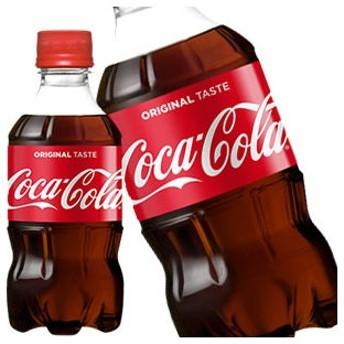 コカコーラ コカ・コーラ 300mlPET×24本 送料無料 【3〜4営業日以内に出荷】