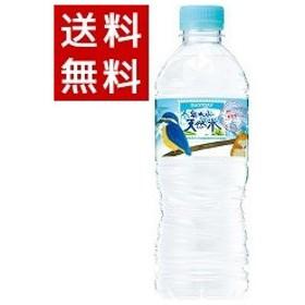 サントリー 奥大山の天然水 ( 550mL24本入 )/ サントリー天然水 ( サントリー天然水 奥大山 ミネラルウォーター 水 )