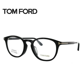 トムフォード メガネ 眼鏡 伊達 度付き 度入り フレーム アジアンフィット TOM FORD TF5401F (FT5401F) 001 50