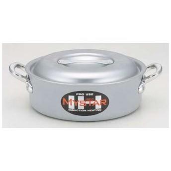 hokua/北陸アルミニウム  業務用マイスターIH 外輪鍋/21cm