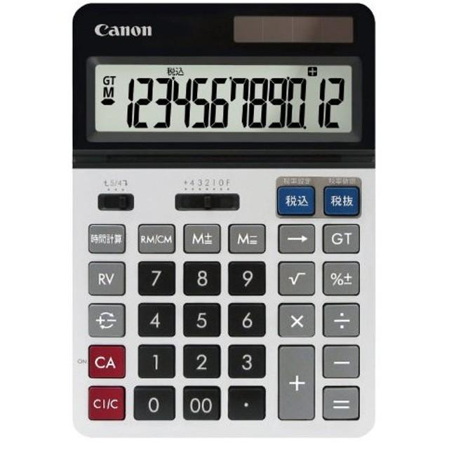 CANON キヤノン プロ仕様電卓 卓上型 12桁 BS-2200TG SOB 8258B001