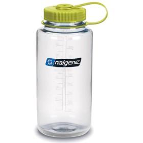 NALGENE ナルゲン 広口1.0LTritanクリア 91316 クリアー 水筒 アウトドア 釣り 旅行用品 キャンプ ボトル 樹脂製ボトル アウトドアギア