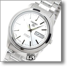 0c70d813c4 セイコー5 SEIKO5 自動巻き 逆輸入 メンズ 腕時計 SNKM41J1