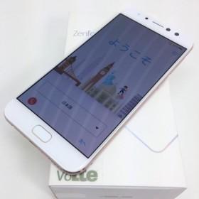 SIMフリー Zenfone4 Selfie Pro ゴールド 美品【中古】 白ロム 本体【送料無料】【スマホ】【お正月期間は発送のみ】