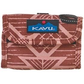 カブー(KAVU) ワリーワレット ベッドロック 11863203377 財布 ウォレット 小物入れ 小銭入れ アクセサリ
